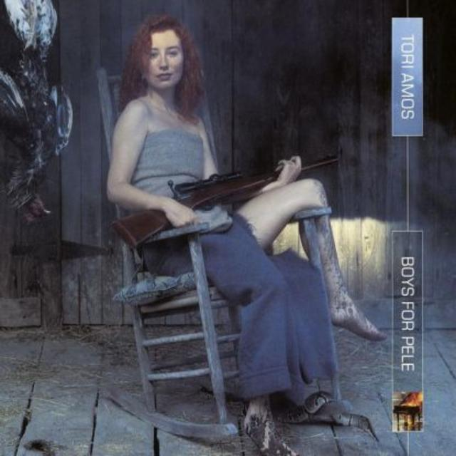 Out Now: Tori Amos, BOYS FOR PELE: DELUXE EDITION