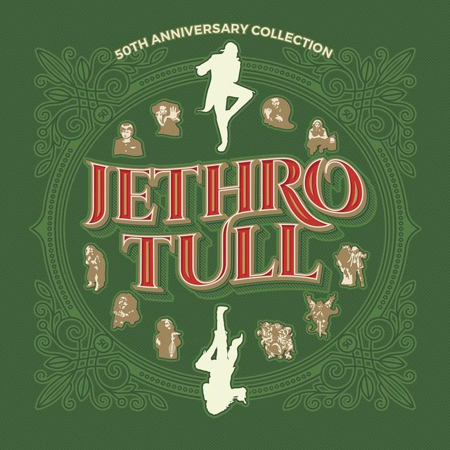 Jethro Tull, 50TH ANNIVERSARY HITS