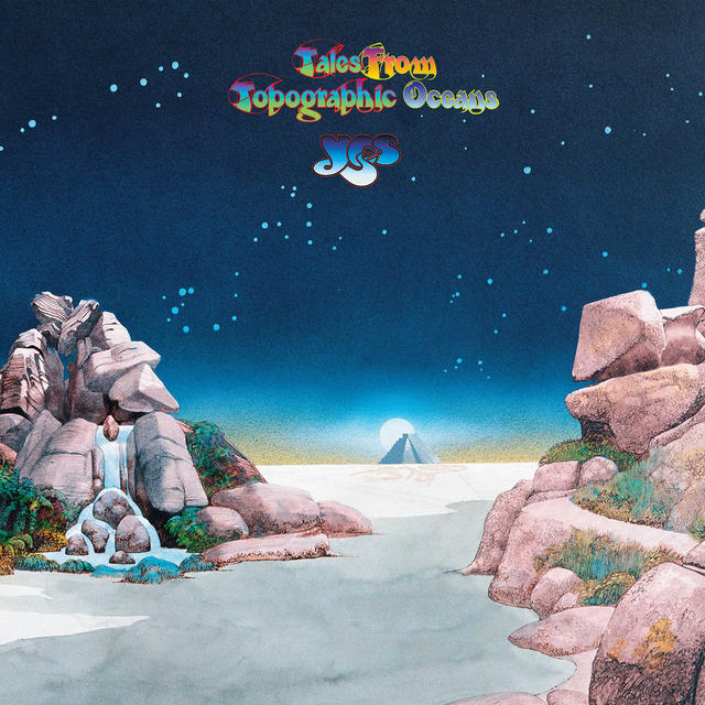 Yes, TALES FROM TOPOGRAPHIC OCEANS