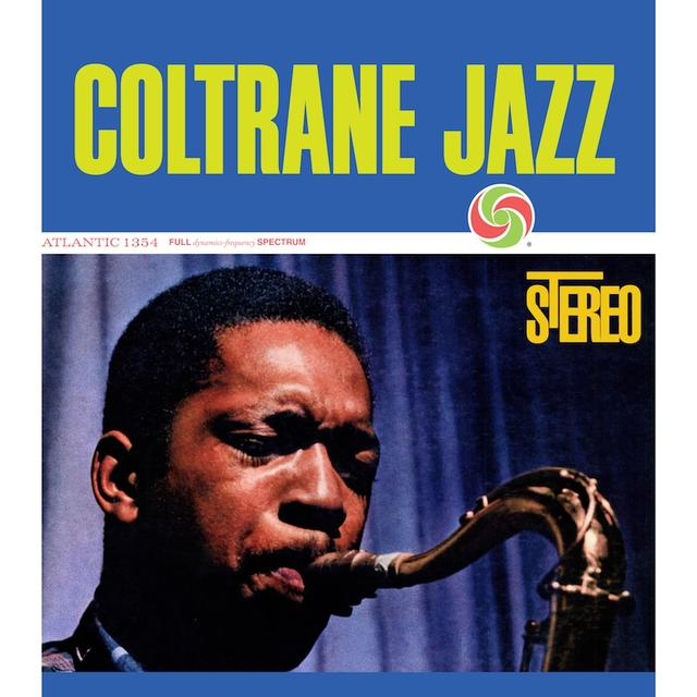 Joh Coltrane COLTRANE JAZZ Album Cover