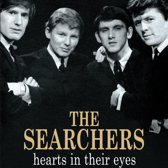 The Searchers HEARTS IN THEIR EYES Cover