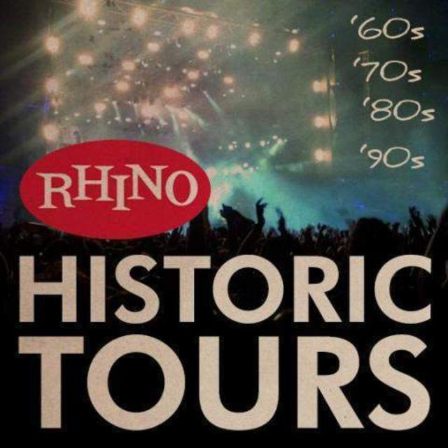 Rhino Historic Tours: Pink Floyd & Jethro Tull in Hyde Park