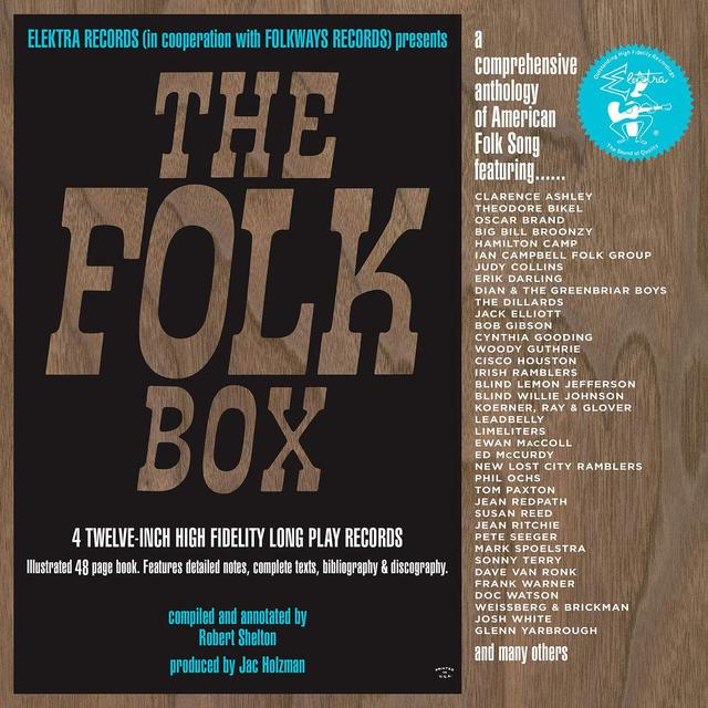 The Folk Box: 'the kind of album that changes lives'