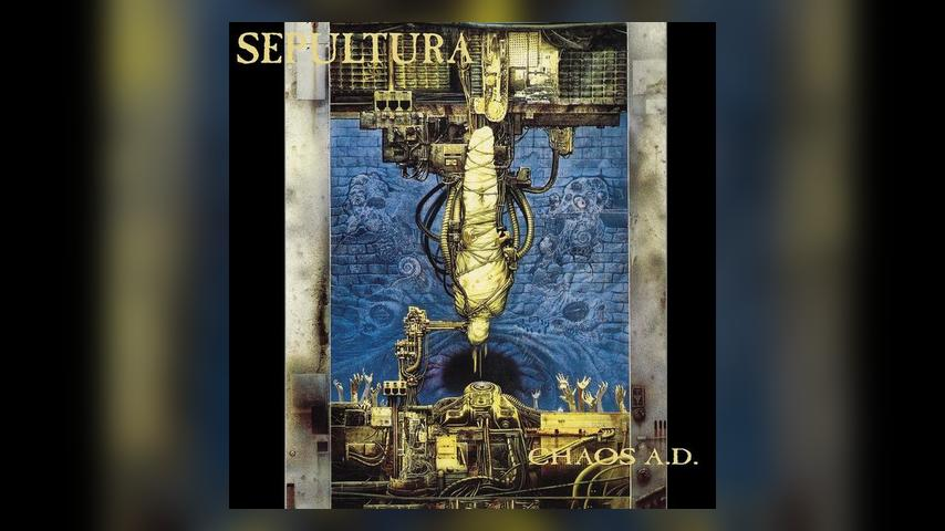 Out Now: Sepultura, CHAOS A.D.
