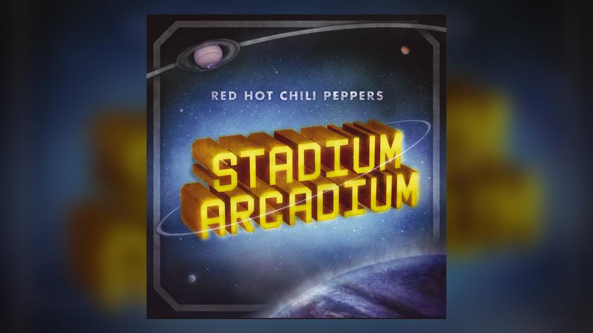 MAKE IT A DOUBLE: Red Hot Chili Peppers, STADIUM ARCADIUM