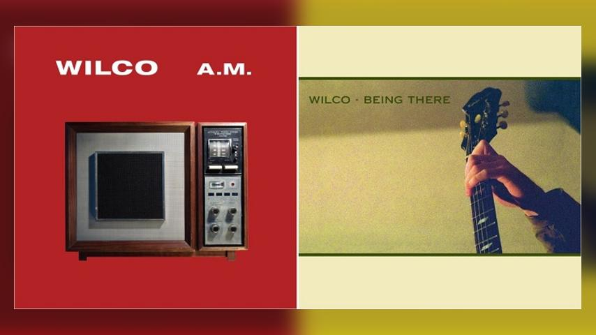 Wilco - A.M./Being There
