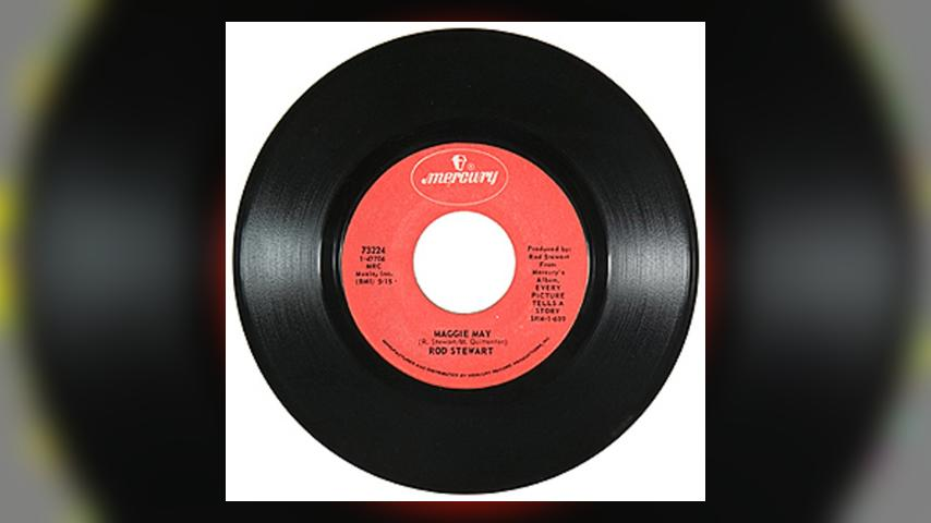"Single Stories: Rod Stewart, ""Maggie May"" / ""Reason to Believe"""