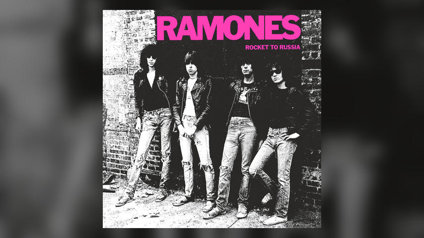 Out Friday: Ramones, ROCKET TO RUSSIA