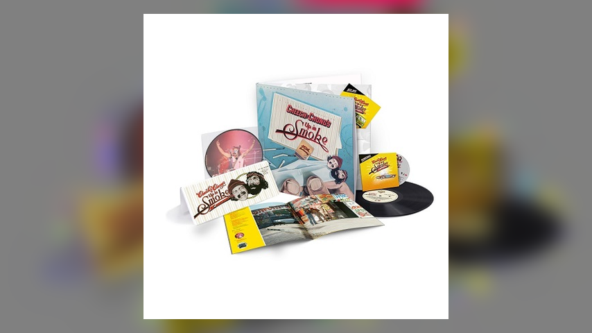 Cheech And Chong's Up In Smoke 40th Anniversary Deluxe Collector's Edition On 4/20
