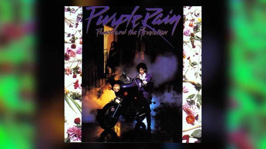 Prince and The Revolution, PURPLE RAIN