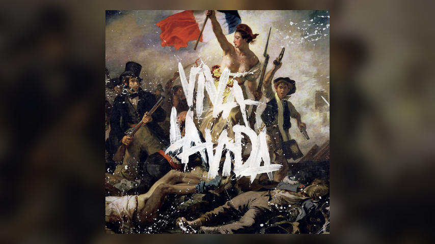Coldplay, VIVA LA VIDA OR DEATH AND ALL HIS FRIENDS