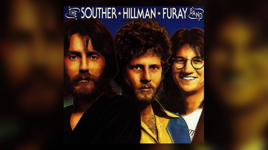 THE SOUTHER-HILLMAN-FURAY BAND Album Cover