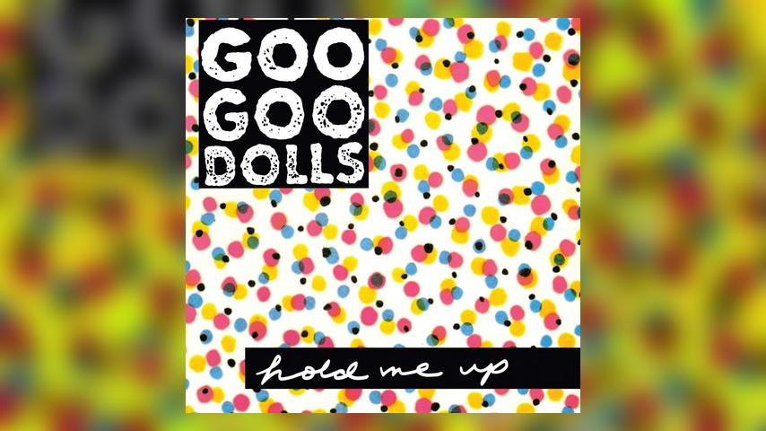 Goo Goo Dolls HOLD ME UP Album Cpver