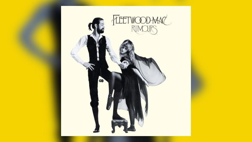 Fleetwood Mac RUMOURS Album Cover