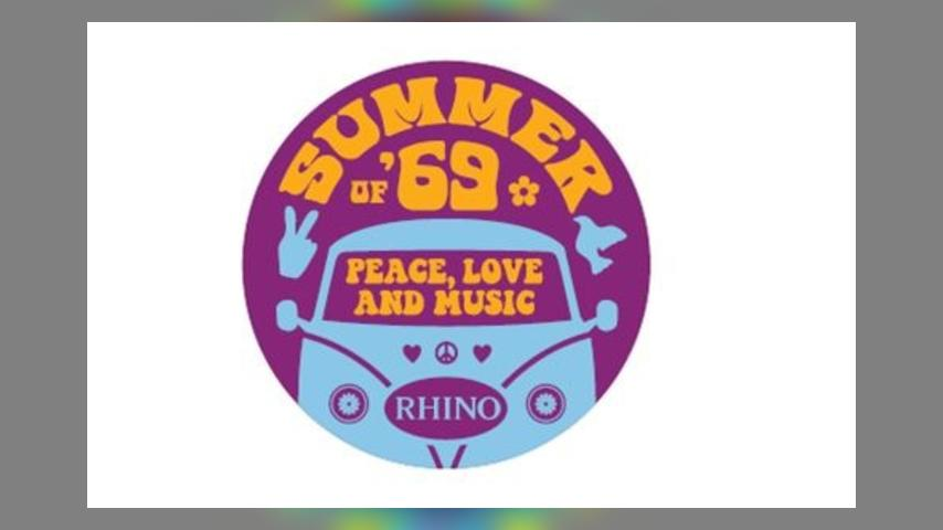 Rhino SUMMER OF 69 Logo