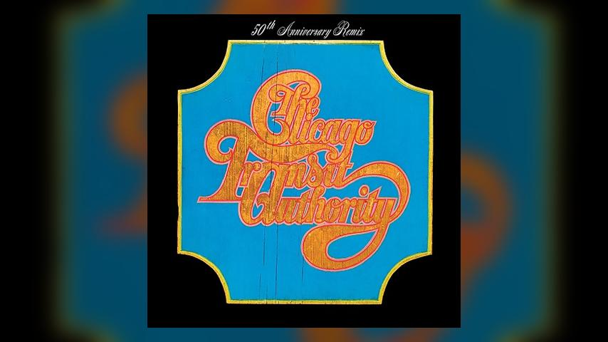 Chicago CHICAGO TRANSIT AUTHORITY 50TH ANNIVERSARY REMIX Cover