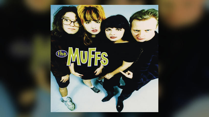 The Muffs MUFFS Cover
