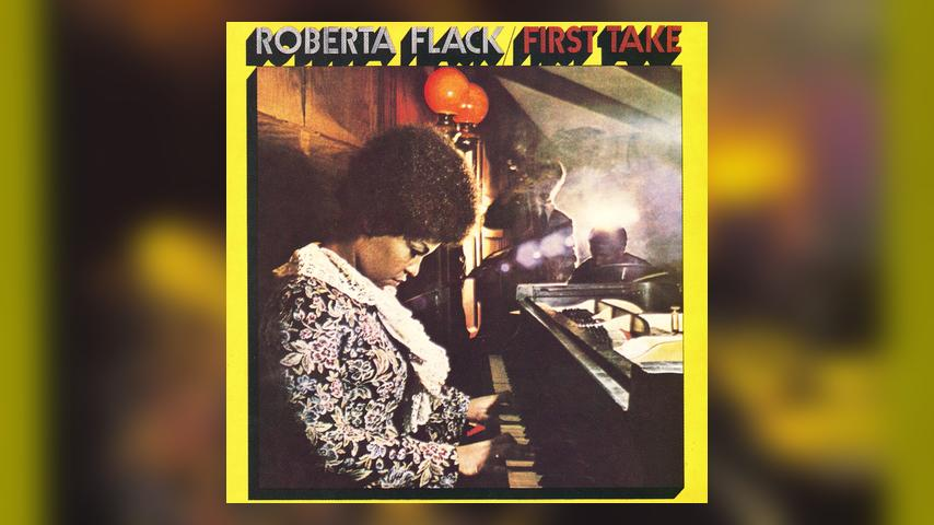 Roberta Flack FIRST TAKE Cover