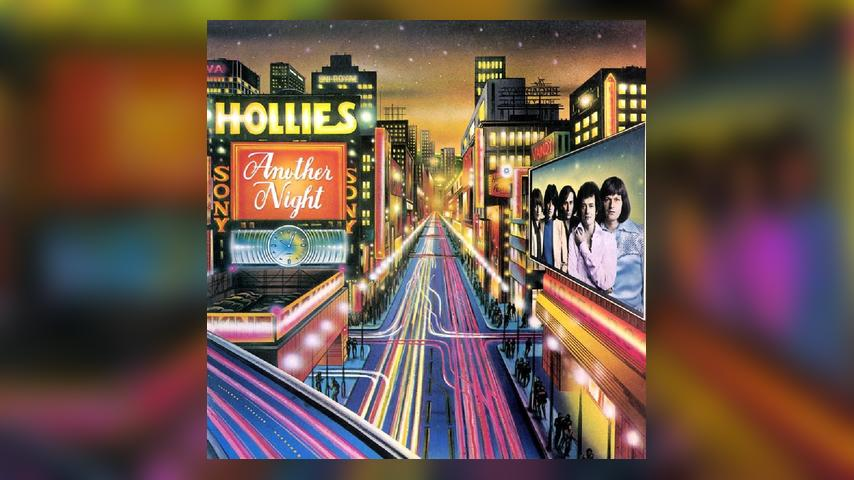 The Hollies ANOTHER NIGHT Cover