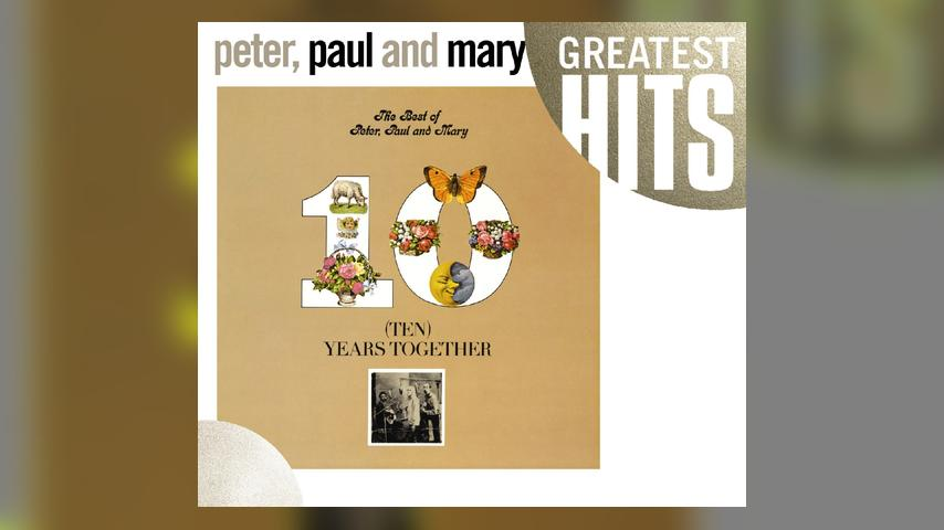 PETER PAUL AND MARY Greatest Hits Cover