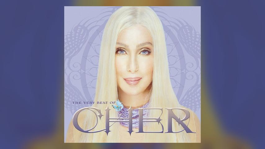 Cher THE VERY BEST OF CHER Cover