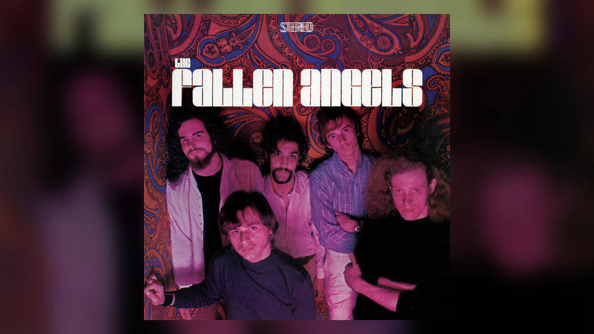 The Fallen Angels THE FALLEN ANGELS Cover