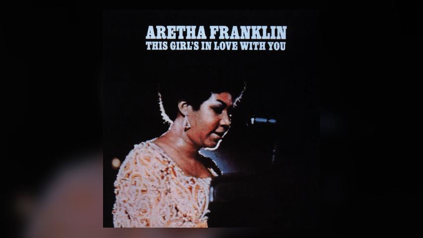 Anita Franklin THIS GIRL'S IN LOVE WITH YOU Cover