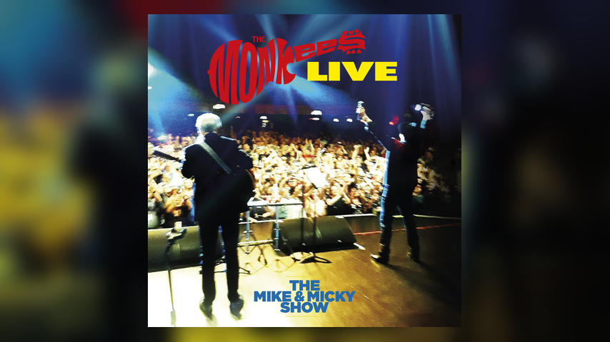 The Monkees THE MIKE & MICKY SHOW Cover