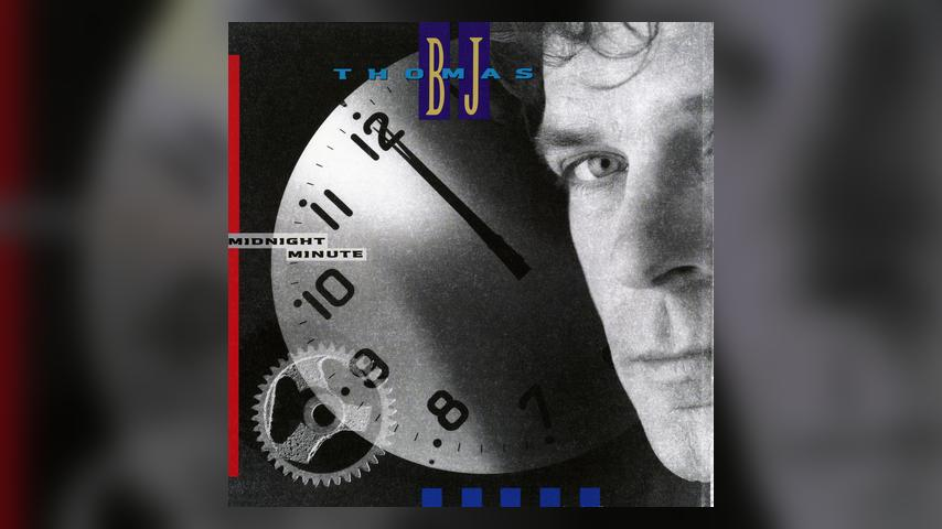 B.J. Thomas MIDNIGHT MINUTE Cover