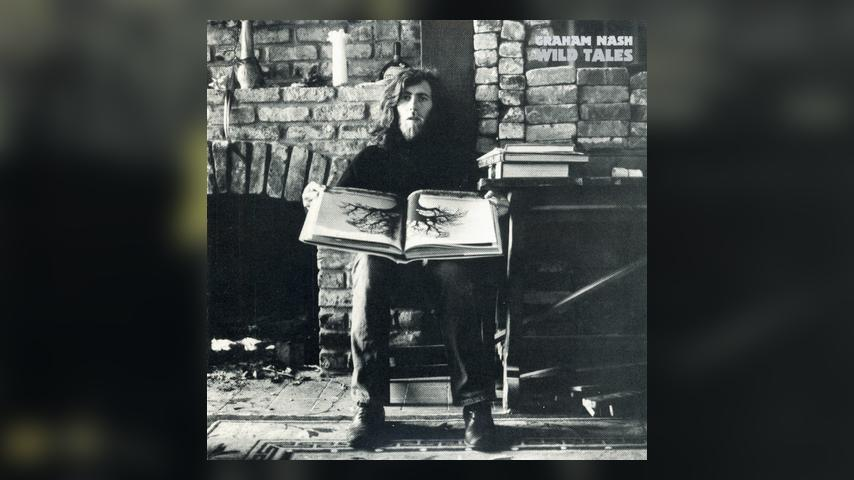 Graham Nash WILD TALES Cover