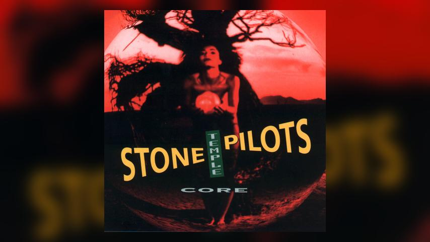 Stone Temple Pilots CORE Cover