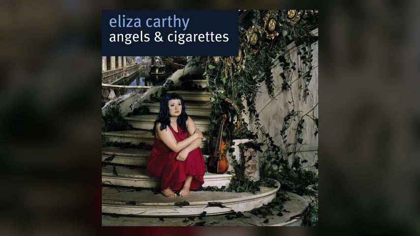 Eliza Carthy ANGELS & CIGARETTES Cover