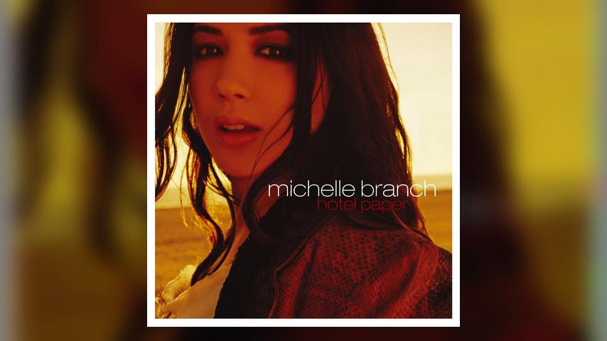 Michelle Branch HOTEL PAPER Deluxe Edition Cover