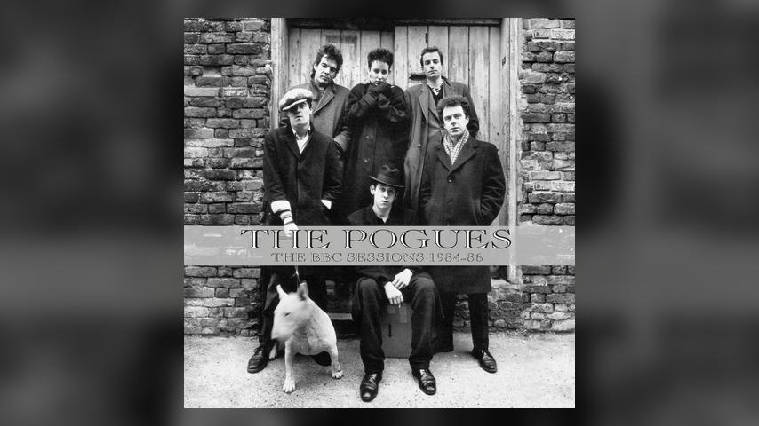 The Pogues BBC SESSIONS Cover
