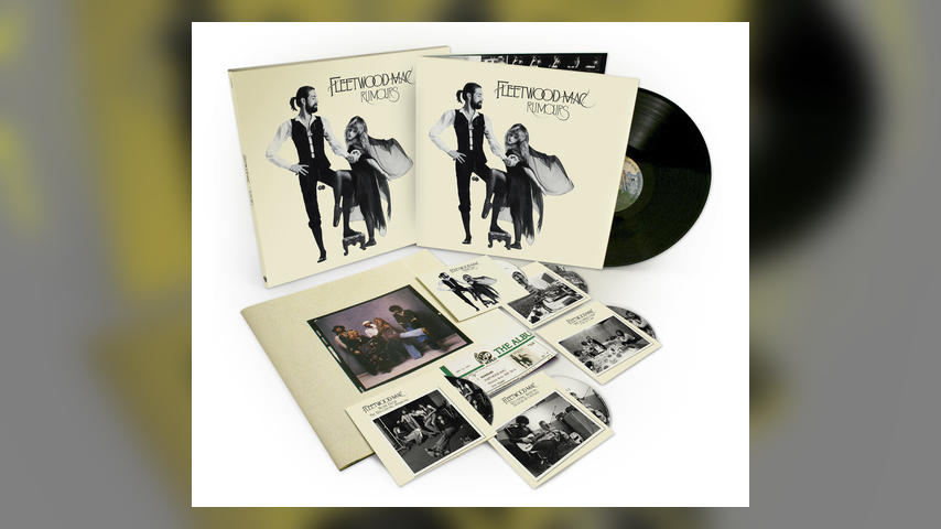 THE RUMOURS ARE TRUE! FLEETWOOD MAC TO REISSUE LANDMARK ALBUM