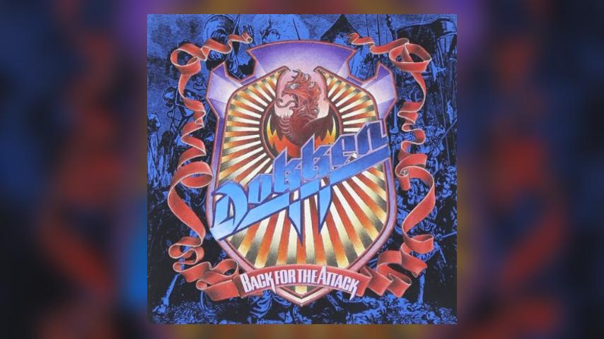 Happy Anniversary: Dokken, Back for the Attack