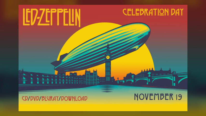 Led Zeppelin Announce Celebration Day