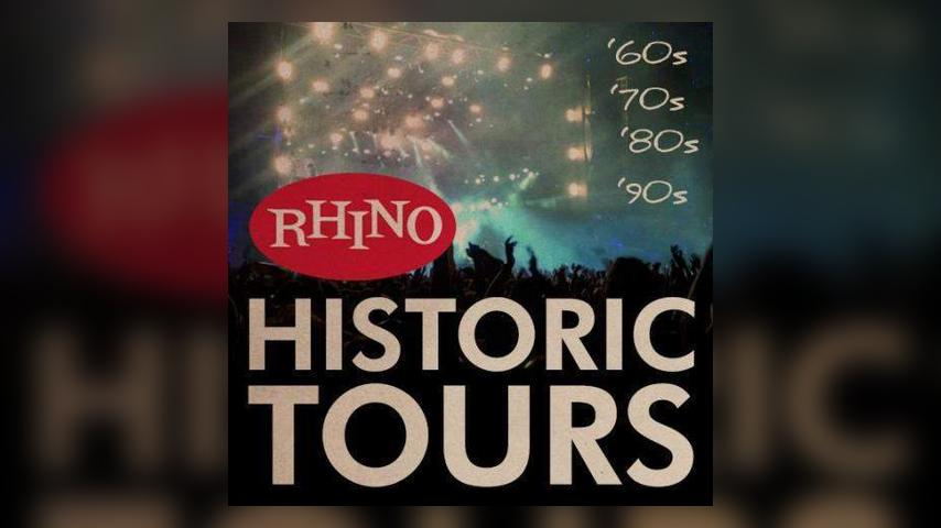 Rhino Historic Tours: Lowell George Benefit Concert