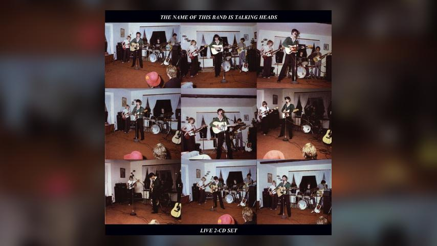 Happy 35th: Talking Heads, THE NAME OF THIS BAND IS TALKING HEADS