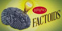 Rhino Factoids: The Cars