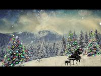"Aretha Franklin - ""Silent Night"" (Official Lyric Video)"