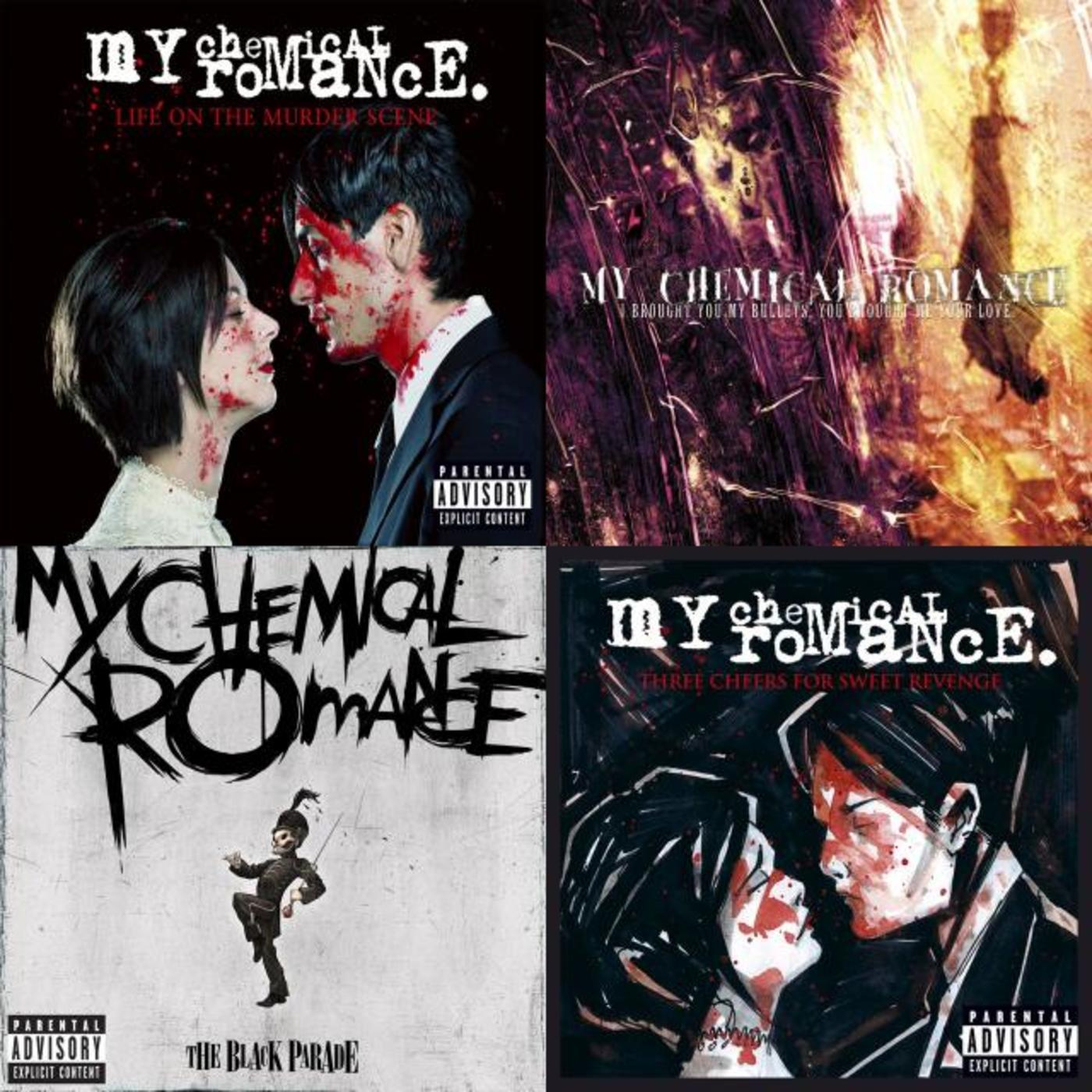 My Chemical Romance Discography