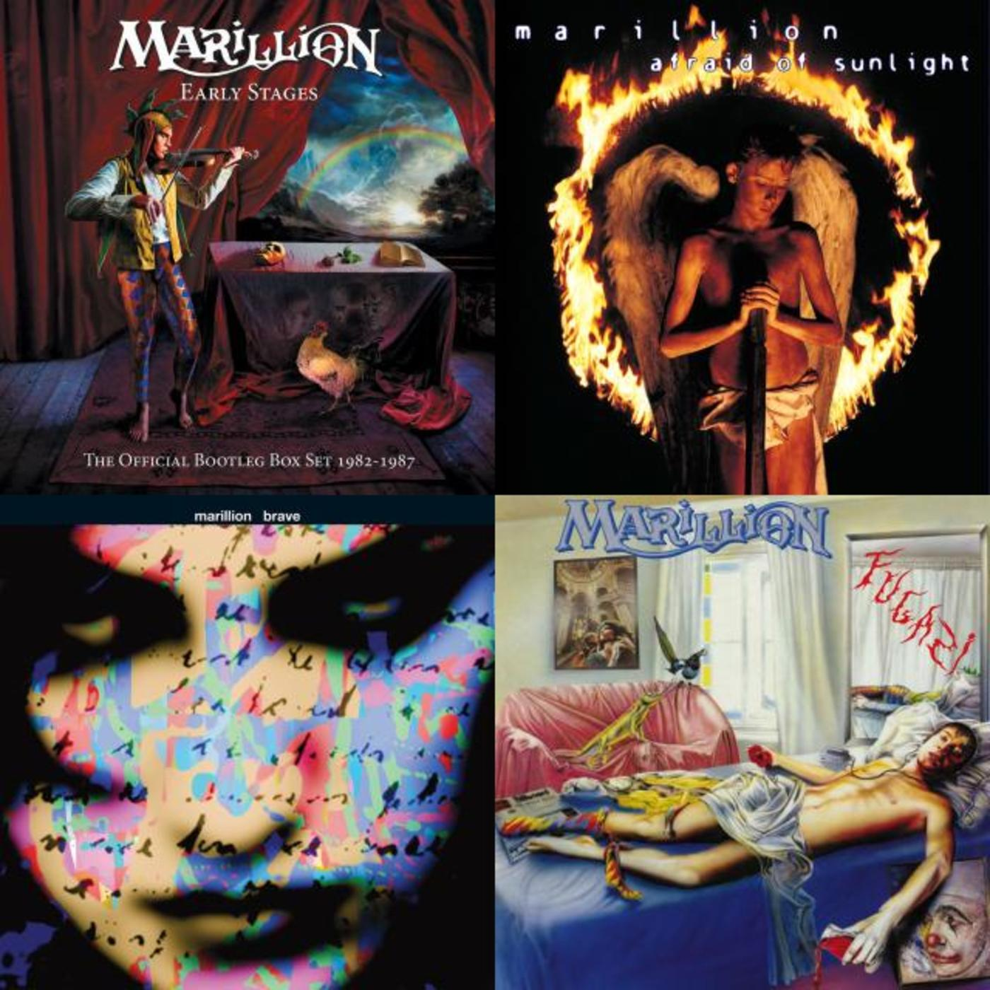 Market Square Heroes: The Best of Marillion