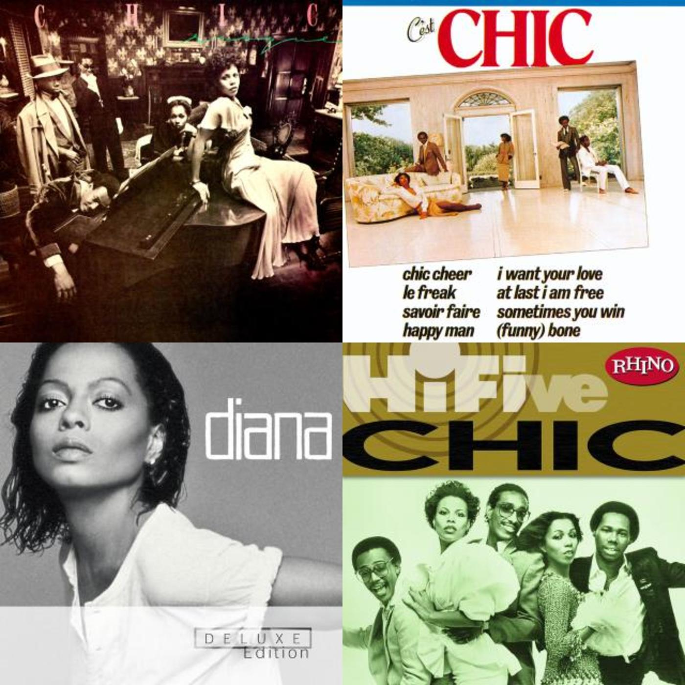 Chic – Nile Rodgers Presents:The Chic Organization - Up All Night