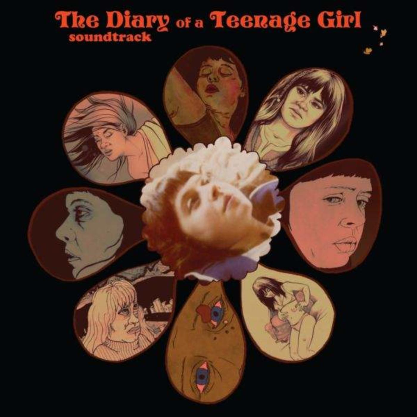 Diary Of A Teenage Girl Soundtrack
